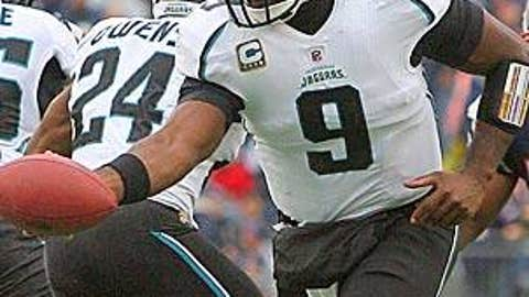Jacksonville Jaguars (David Garrard)