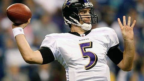 Baltimore Ravens (Joe Flacco)