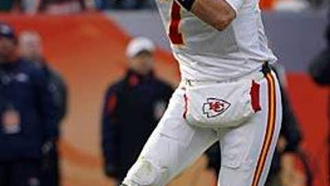 Kansas City Chiefs (Matt Cassel)