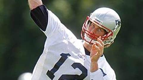New England Patriots (Tom Brady)