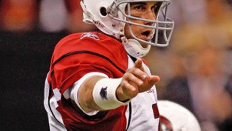 Matt Leinart, QB, Arizona Cardinals