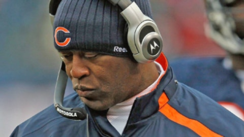 Lovie Smith, Chicago Bears
