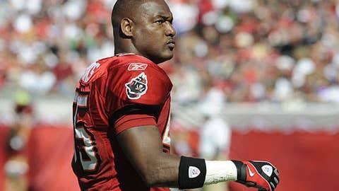 Derrick Brooks — TB (1995-2008)