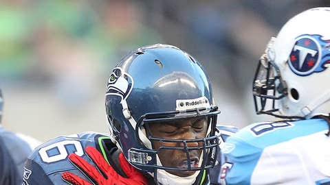 Russell Okung, OT, Seahawks