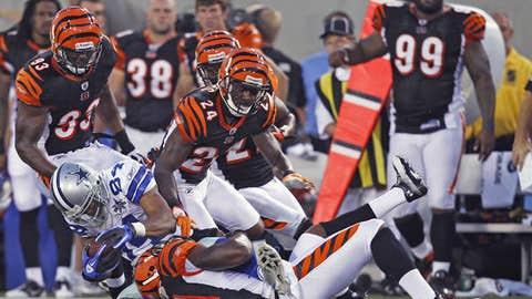 The Bengals have a good defense