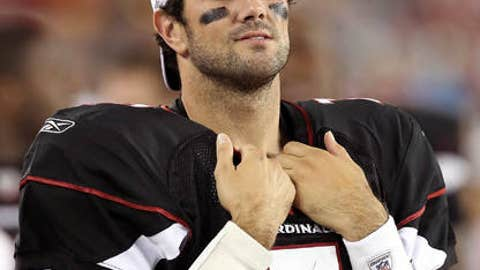 Leinart's future in doubt