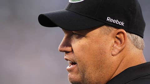 How will Jets handle the braggadocious hex of Rex Ryan?