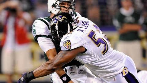 Ravens at Jets, Week 1