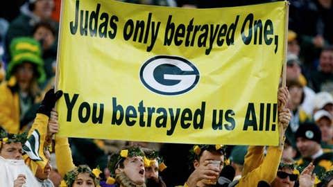 Vikings at Packers, Week 7