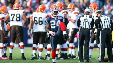 Browns at Bills, Week 14