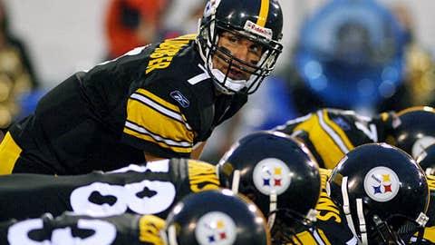 Steelers at Saints, Week 8