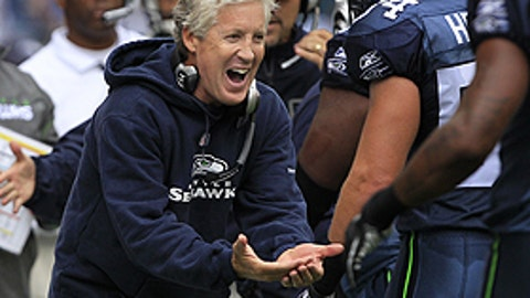 Pete Carroll has this NFL thing all figured out