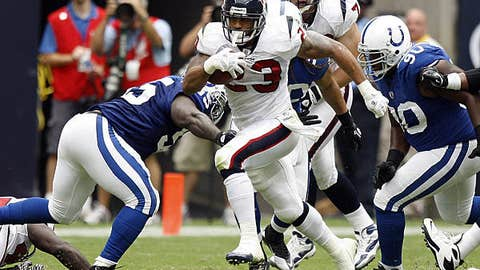 Arian Foster is a beast