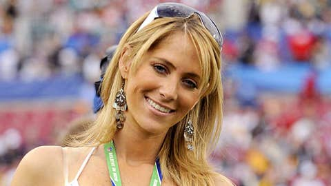 Ines Sainz (G. Newman Lowrance/Getty Images)
