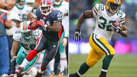 Buffalo Bills at Green Bay Packers (Sunday, 1:00 p.m. ET, CBS)