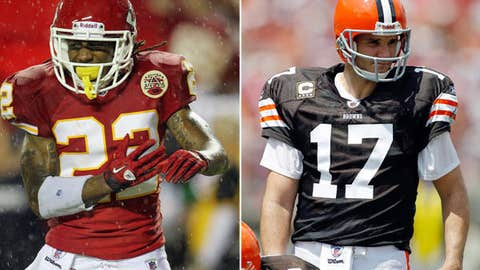 Kansas City Chiefs at Cleveland Browns (Sunday, 1:00 p.m. ET, CBS)