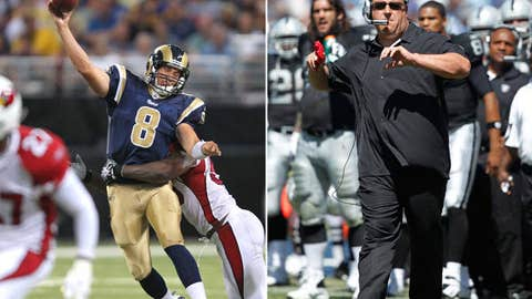 St. Louis Rams at Oakland Raiders (Sunday, 4:05 p.m. ET, FOX)