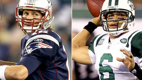 New England at New York Jets (Sunday, 4:15 p.m. ET, CBS)