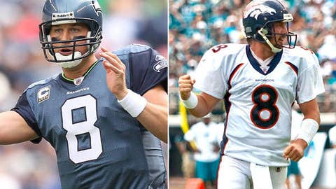 Seattle Seahawks at Denver Broncos (Sunday, 4:05 p.m. ET, FOX)
