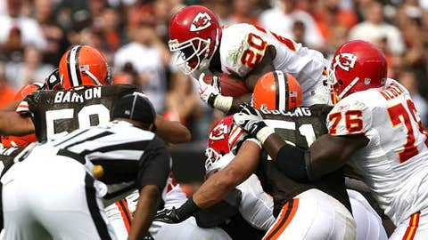Chiefs are building confidence