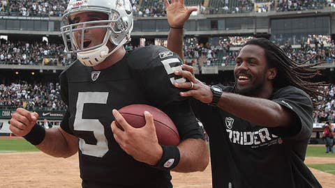 Flipping the QB switch works for Oakland