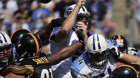 The Steelers' defense will keep winning games