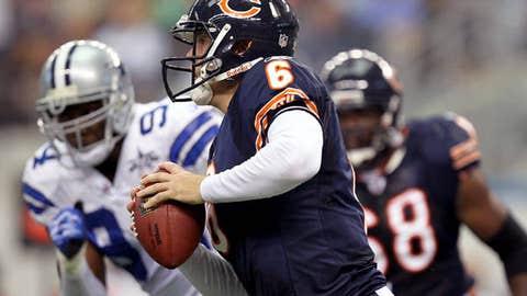 Jay Cutler, QB, Bears