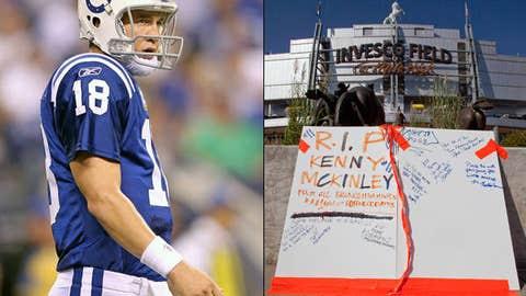 Indianapolis Colts at Denver Broncos (Sunday, 4:15 p.m. ET, CBS)