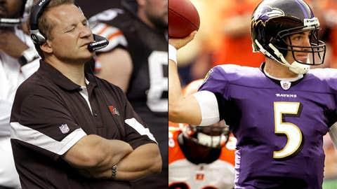 Cleveland Browns at Baltimore Ravens (Sunday, 1 p.m. ET, CBS)