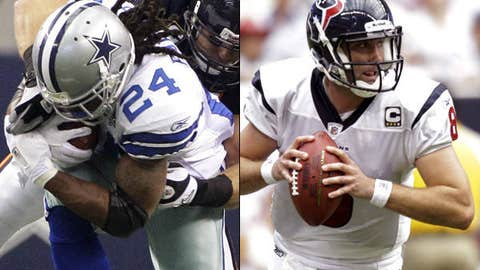 Dallas Cowboys at Houston Texans (Sunday, 1 p.m. ET, FOX)