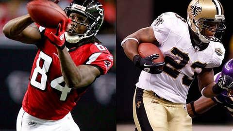 Atlanta Falcons at New Orleans Saints (Sunday, 1 p.m. ET, FOX)