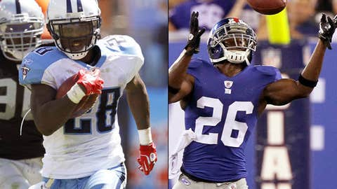 Tennessee Titans at New York Giants (Sunday, 1 p.m. ET, CBS)