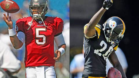 Pittsburgh Steelers at Tampa Bay Buccaneers (Sunday, 1 p.m. ET, CBS