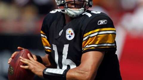 The Steelers hardly miss Big Ben
