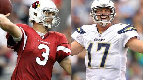 Arizona Cardinals at San Diego Chargers (Sunday, 4:15 p.m. ET, FOX)