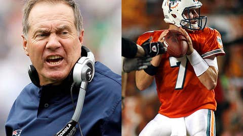 New England Patriots at Miami Dolphins (Monday, 8:30 p.m. ET, ESPN)