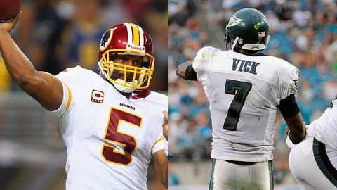 Washington Redskins at Philadelphia Eagles (Sunday, 4:15 p.m. ET, FOX)