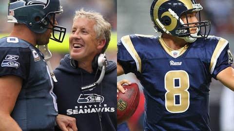 Seattle Seahawks at St. Louis Rams (Sunday, 1 p.m. ET, FOX)