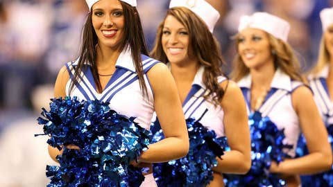Smiling sailors