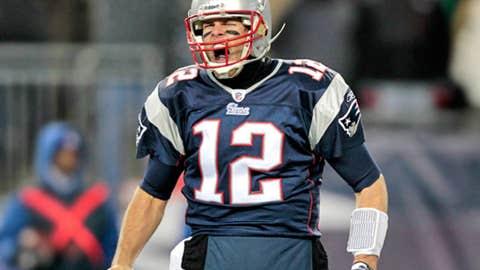Tom Brady, 39, New England Patriots