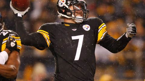 2. Pittsburgh Steelers