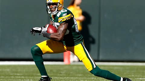 Donald Driver: 61-yard touchdown reception