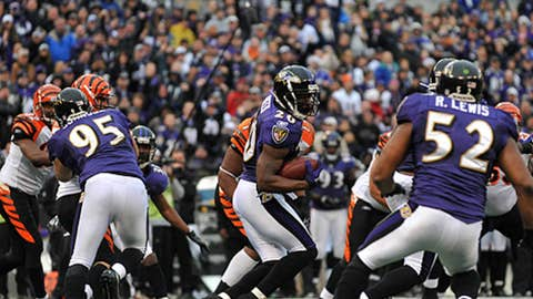 Ravens defense creates turnovers