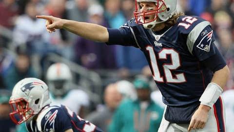 1. New England Patriots