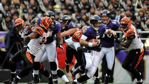 5.Baltimore Ravens