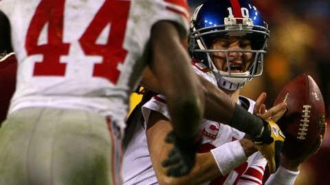 Hang on, Eli