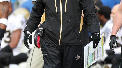 Goat - Sean Payton, Saints head coach