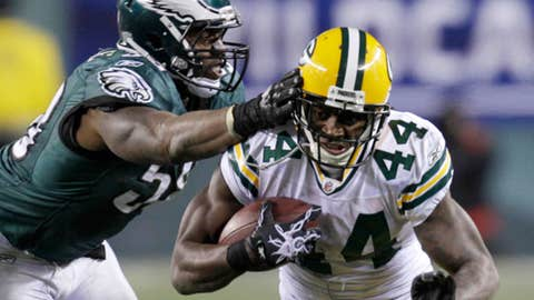 James Starks, RB, Packers
