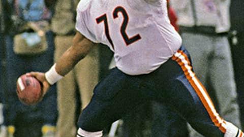 William Perry, Super Bowl XX