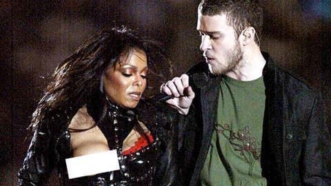 Janet Jackson, Super Bowl XXXVIII